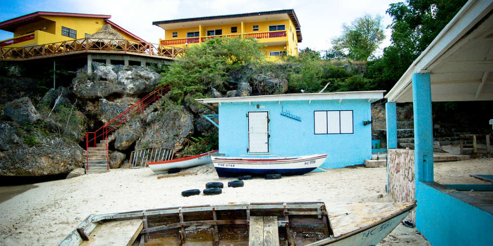 Five Curacao Vacation Location
