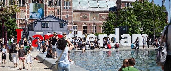 Five Amsterdam Sights