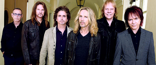 Travel Profile: Lawrence Gowan of Styx