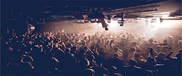 Five International Big-Room Clubs