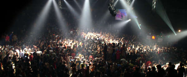Five American Big-Room Clubs
