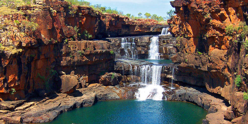 Five Australian Waterfalls