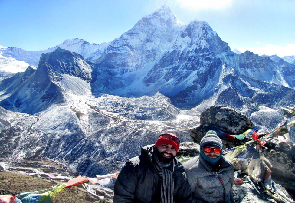 My Journey to Everest Base Camp