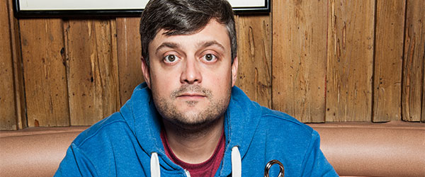 Travel Profile: Nate Bargatze