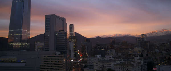 Virtual City Tour: Santiago