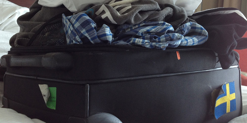 How to Pack Your Life into a Carry-On