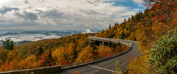 Five Scenic North American Roads