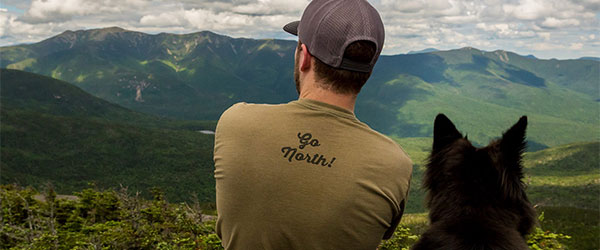 Getts Wild: Hiking the Kinsmans in New Hampshire