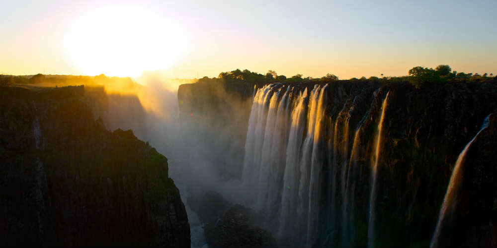 Five Waterfalls Around the World