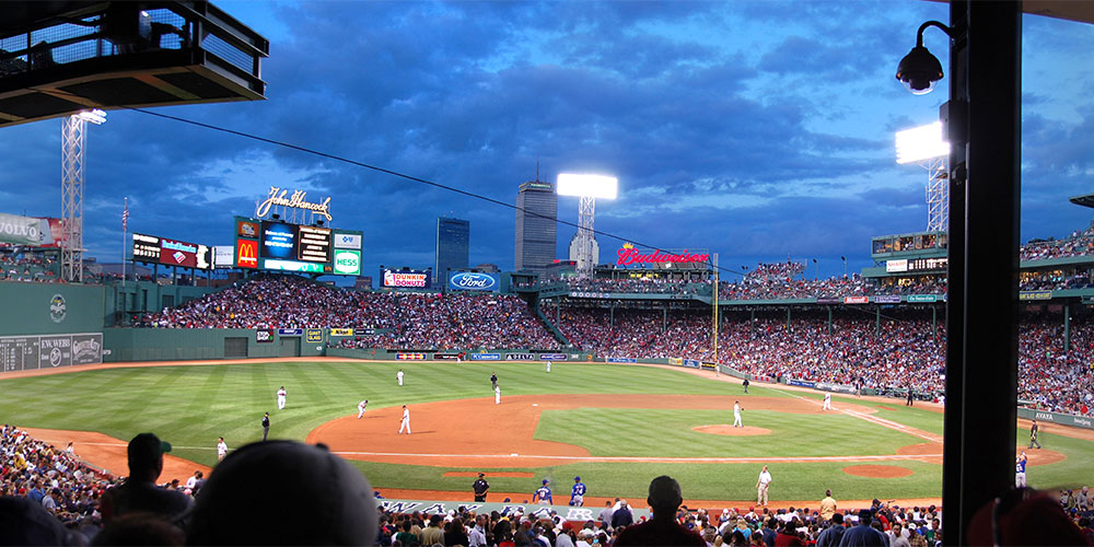 Five United States Sports Stadiums/Arenas to Visit