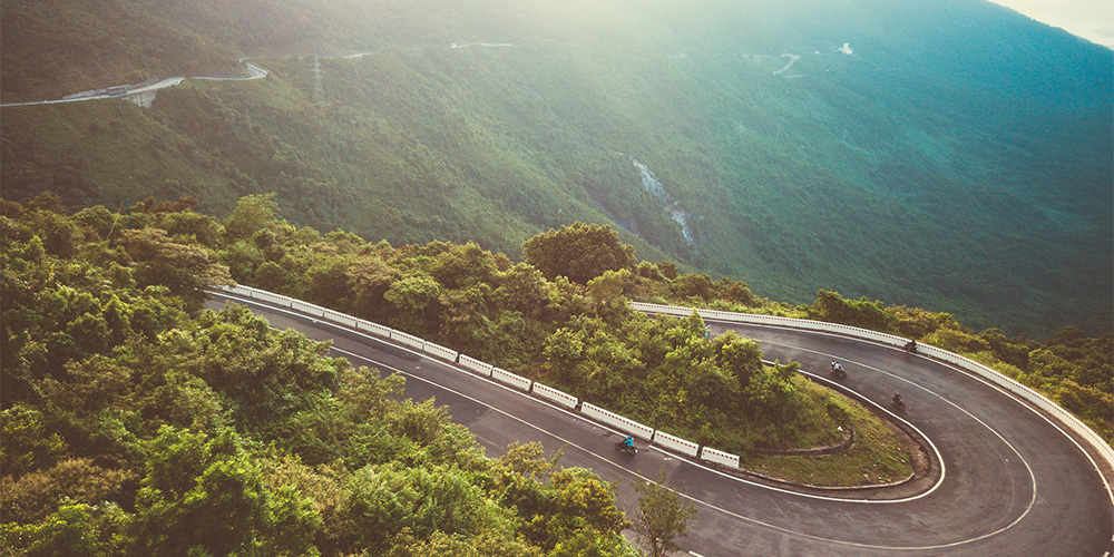 Five Scenic Southeast Asian Roads