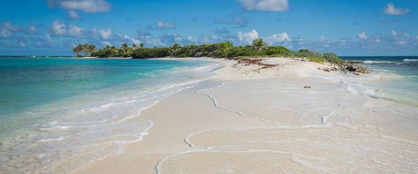 Five Caribbean Beaches