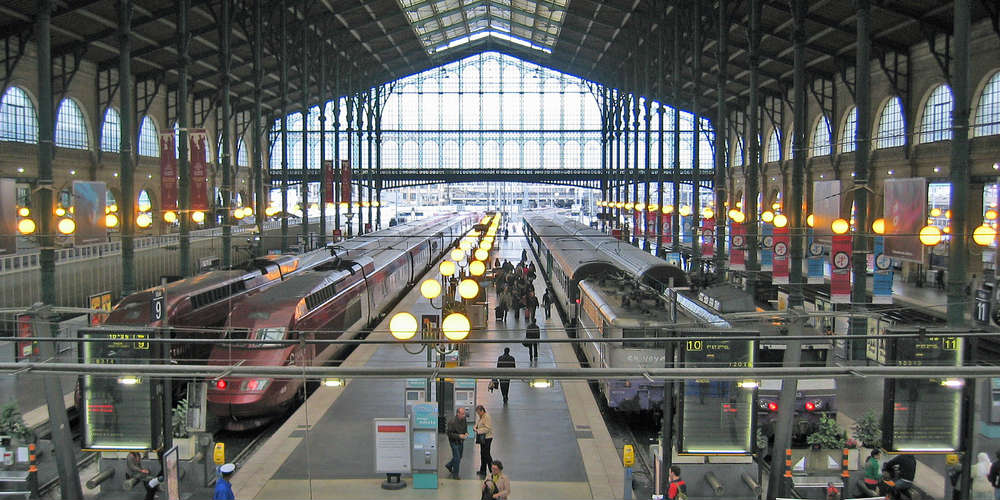 See Europe with the Eurail Train Pass