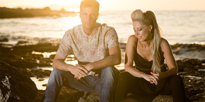 Ibiza Profile: Lovely Laura & Ben Santiago