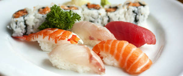 Five Japanese dishes to try