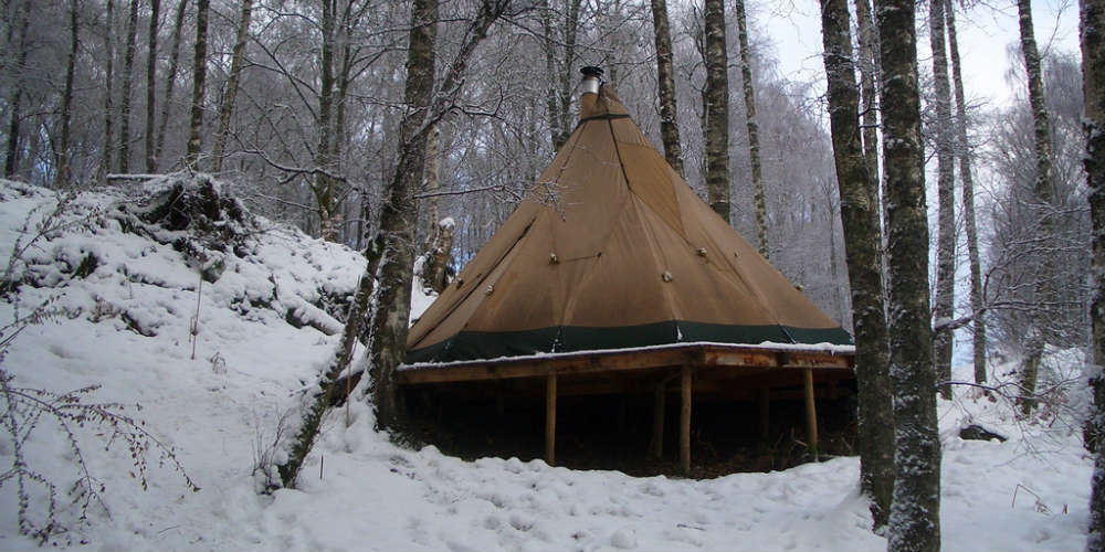 Five camping sites in Europe