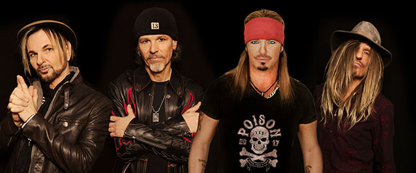 Travel Profile: Rikki Rockett of Poison