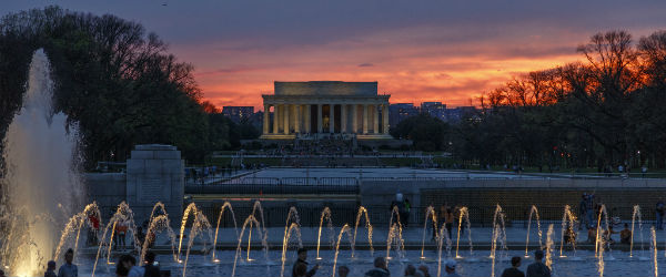 Five historic destinations in Washington D.C.