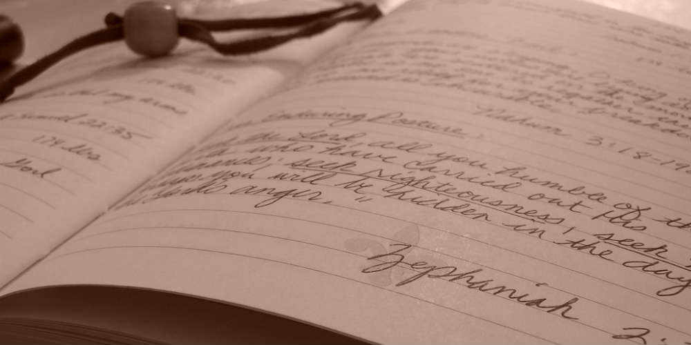 Tips for keeping a travel journal