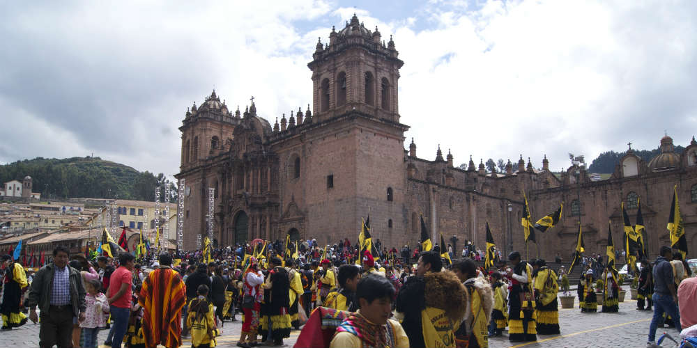 Virtual City Tour: Cusco